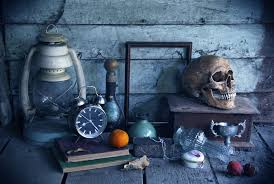 haunted objects