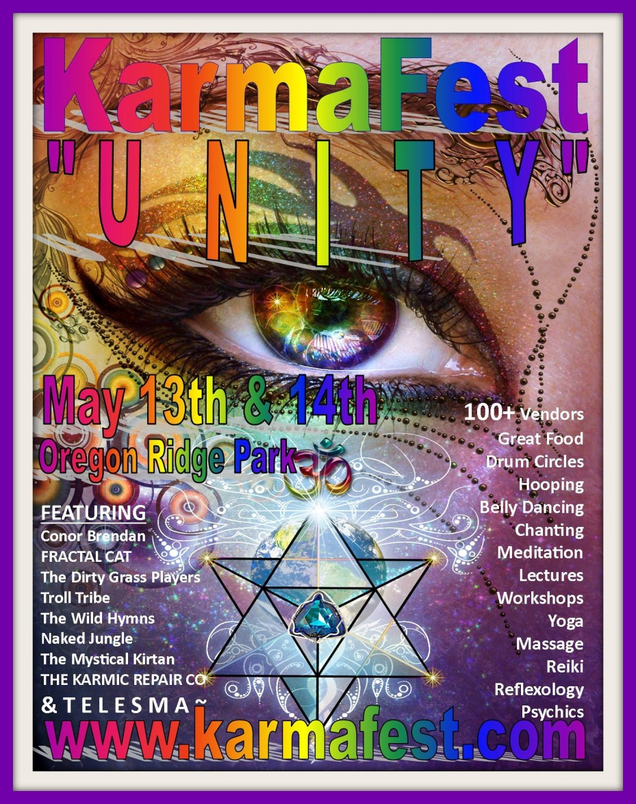 karmafest 2017 poster